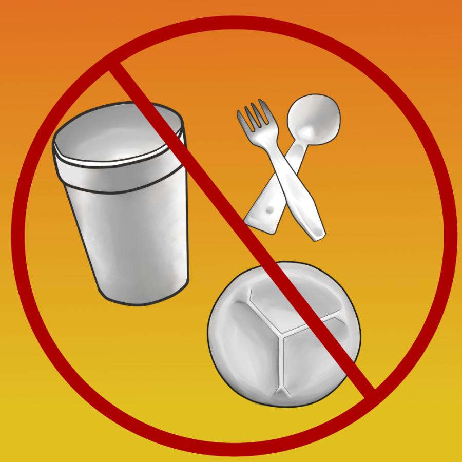 Los vasos, platos y cubiertos desechables contaminan al medio ambiente y a la naturaleza. Por ello, utilicemos mejor productos desechables ecológicos y biodegradables.