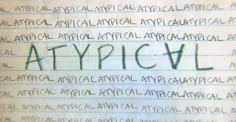 Atypical+is+about+a+boy+on+the+spectrum+searching+for+love+and+acceptance.