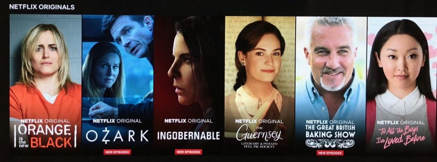 Netflix's Originals are some of the most critically acclaimed shows today