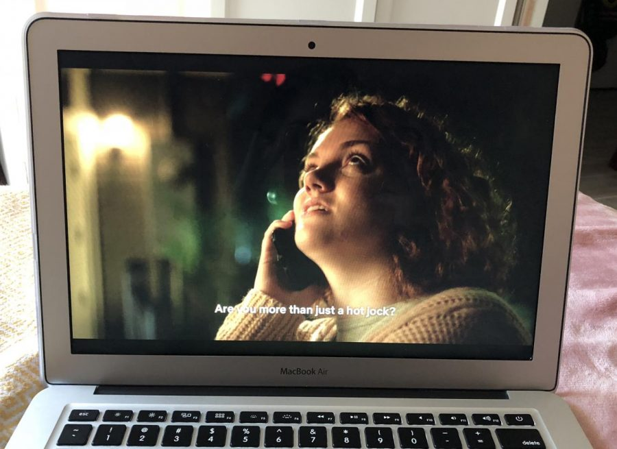 Sierra Burgess is a Loser playing on Netflix.