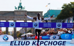 It's a Marathon and a Sprint: Eliud Kipchoge