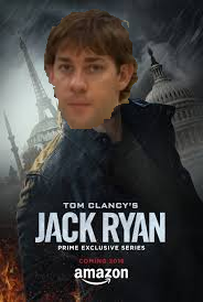 Jack Ryan: Johnny K Goes Back to the Office