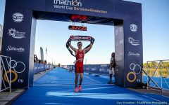 Triathlete Colin Wilson Emerges Victorious on the National Stage