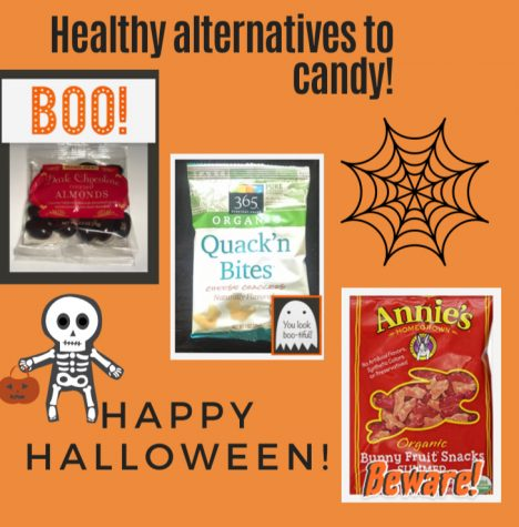 Healthy Alternatives for Halloween