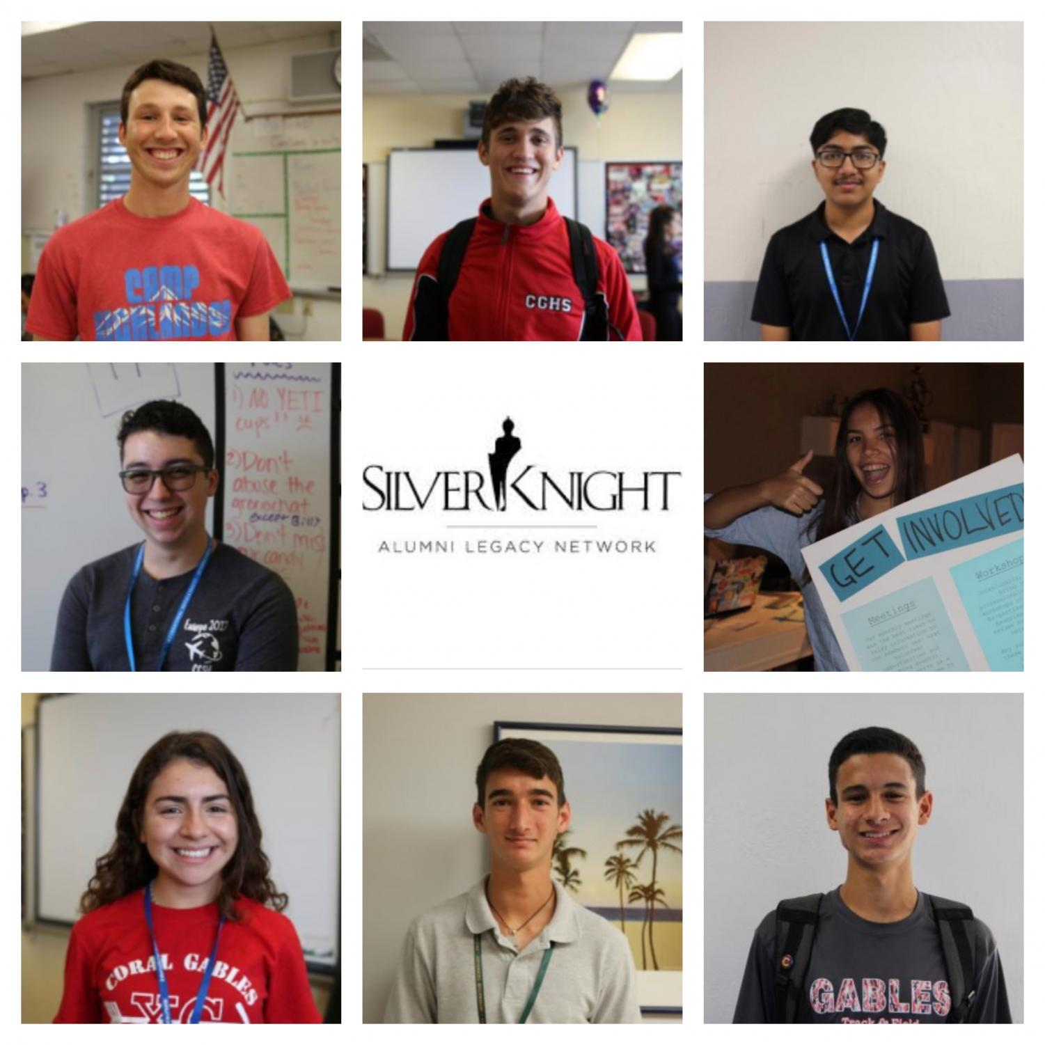 Congratulations to the CGHS 2018-2019 Silver Night nominees!