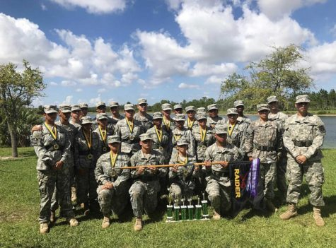 Killian Raider Challenge: JROTC Paves the Way