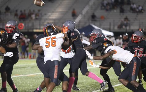 Cavaliers Take on Booker T. Washington