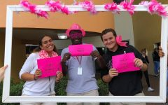 Interact Wears Pink in the Month of October