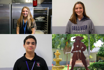 Freshman class board was announced Oct. 9 after voting took place.