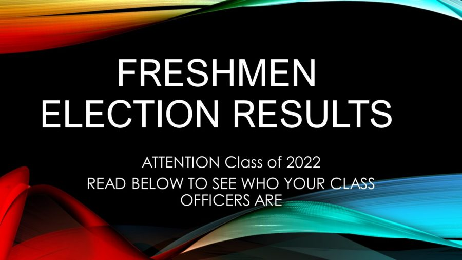 Class of 2022! Congratulations on your class board!