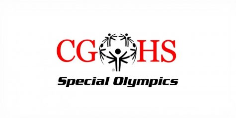 The Special Olympics club logo depicts children around the globe hand-in-hand, hence the name Unified Champions.