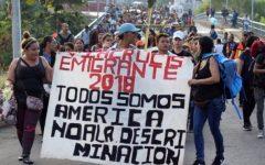 Caravana inmigrante busca llegar a las puertas de EEUU