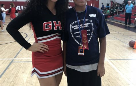 Gables Hosts Special Olympics Basketball Competition