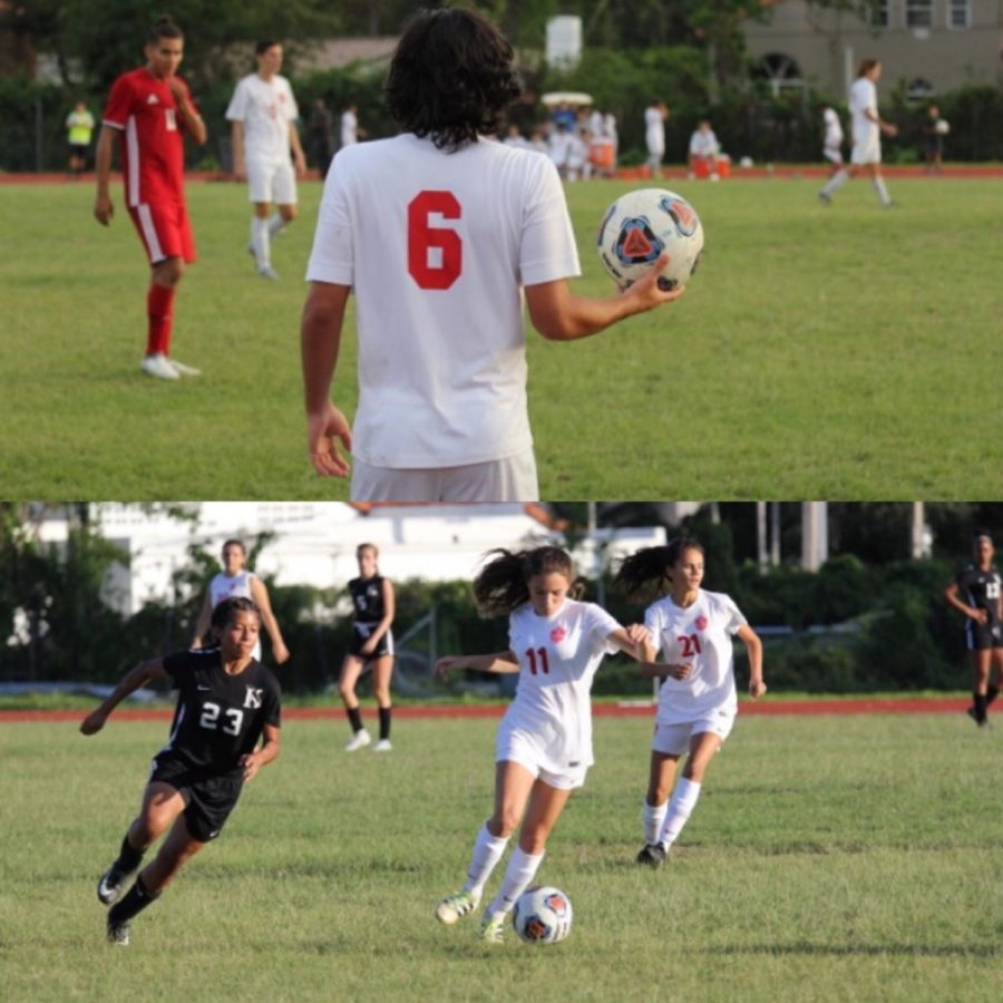 Now that tryouts have been held, the soccer season is officially underway and there is much to look forward to for the 2018-2019 season.