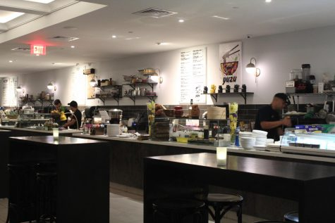 The food hall craze