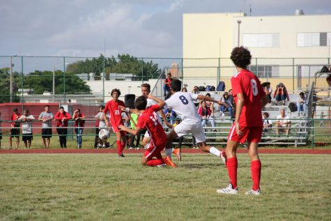 Gables and Columbus Soccer Rivalry Continues