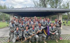 JROTC Qualifies For States 2018