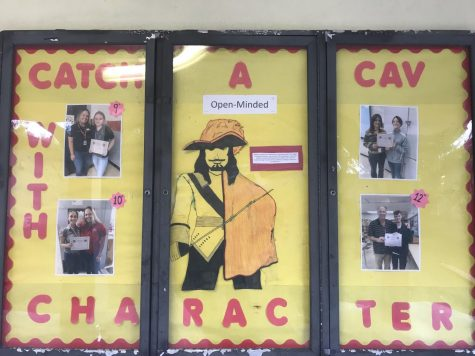 Catching a Cav with Character: Inquirer
