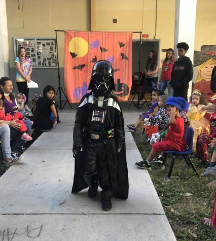 Little Cavaliers Put On a Halloween Fashion Show