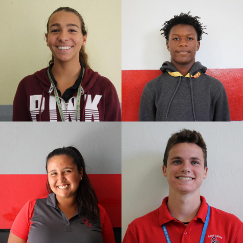 Athletes of the Week: October Edition