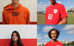 The Coral Gables Senior High Athletes of the Week for the month of November.