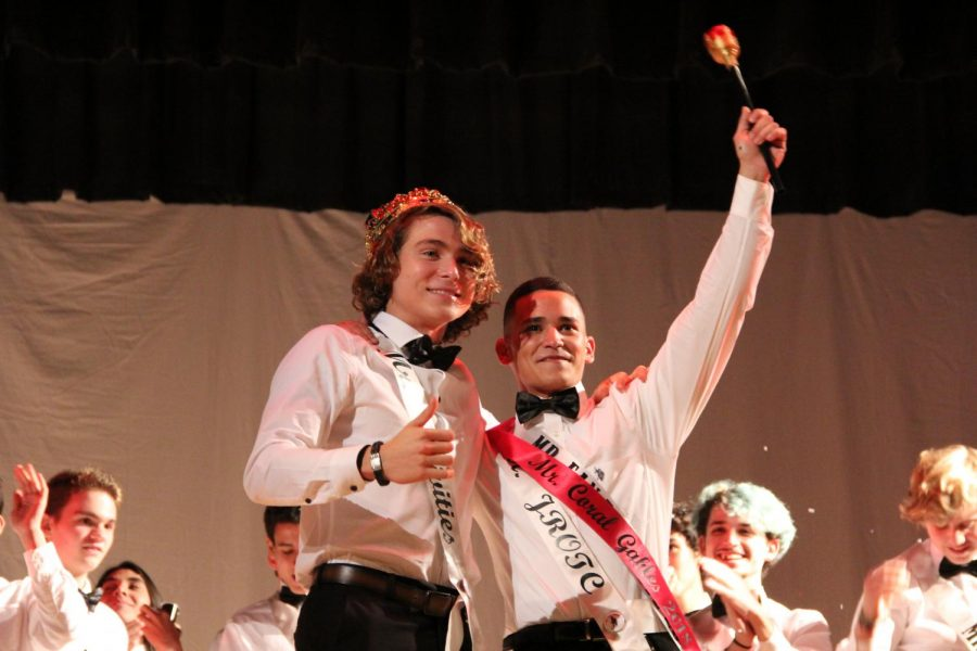 The New Faces of Gables: Mr. Activities and Mr. JROTC