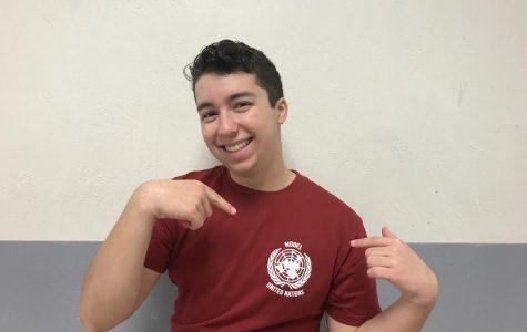Cristian Ochoa Wins Friends of Gables Logo Competition