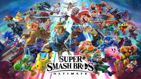 Super Smash Bros: The Ultimate Iteration