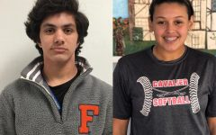 Athlete Spotlights: AJ Vazquez and Angelina Bonilla