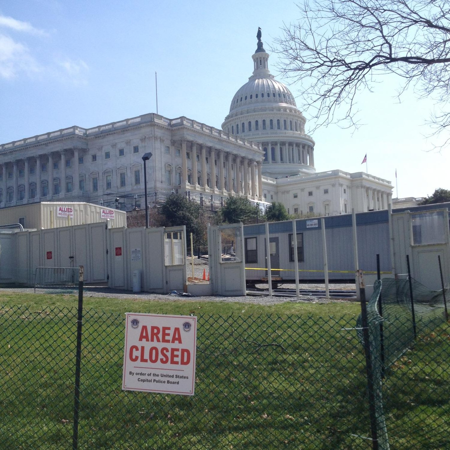 As the government shutdown stretches on, many of the departments are stopping operations or even temporarily closing.