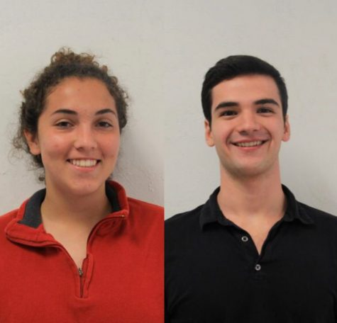 Athlete Spotlight: Isabella Pinera and Mauricio Sosadias