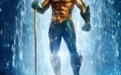Aquaman Makes A Splash