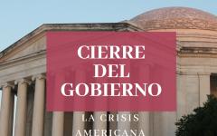 Estados Unidos en estado de emergencia: cierre gubermental