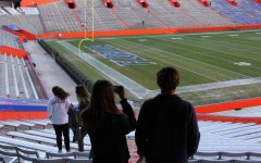 Juniors Go Off Campus During In-State College Tour