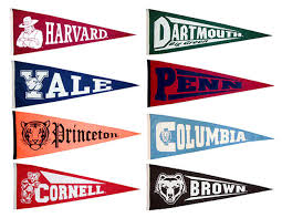 The Ivy League schools  despite being academically challenging, are distinct from one another