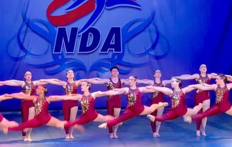 The Last Ride: Gablettes Compete at the National Dance Alliance