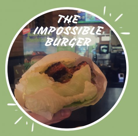 Impossibly Delicious Burger! (But it's Vegan!)