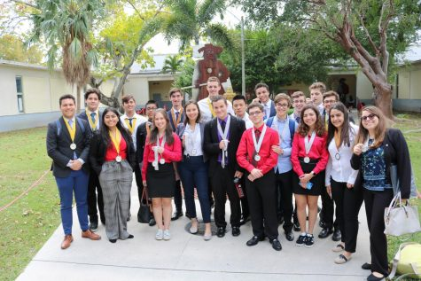 Business As Usual: FBLA Is Off to States