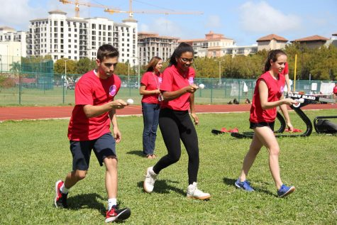 The CAF&DM field day took place on February 21 amid a week of journalism-themed activities.