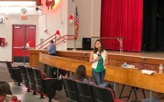 Guest Speaker visits Gables to Inspire HSPL