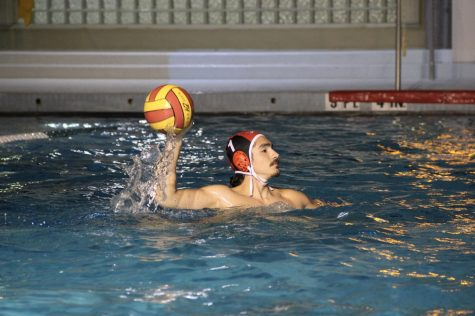 Coral Gables Water Polo Takes on Barbara Goleman