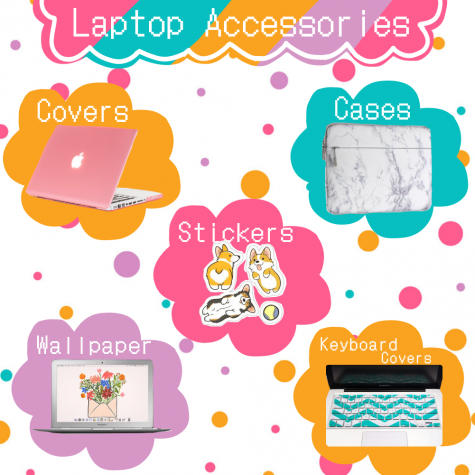 Covers, cases, stickers, wallpapers, and keyboard covers are some of the main accessories that laptop owners turn to when looking for ways to personalize their devices.