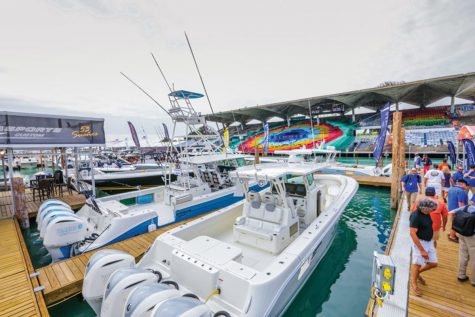 Boaters Unite at the Miami International Boat Show