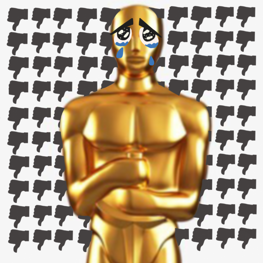 The+declining+quality+of+the+Oscars+has+been+met+with+criticism+and+disappointment+from+the+masses