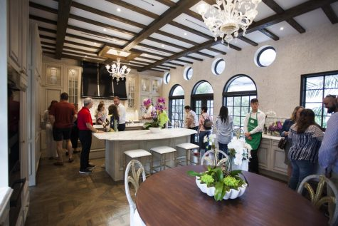 Celebrating the 10th Annual Coral Gables Tour of Kitchens