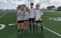 Senior Cavaliers Represent Gables at the Soccer All-Star Game