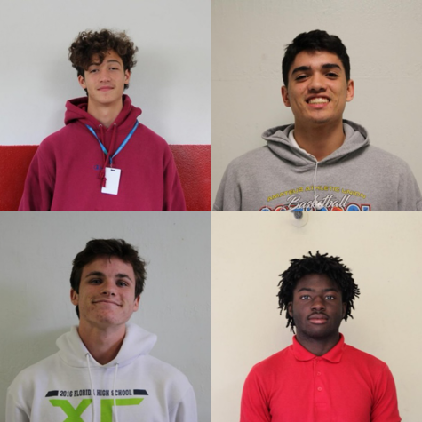 Athletes of the Week: February Edition