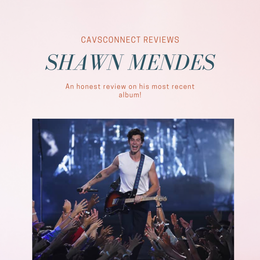 An honest review of Shawn Mendes' album!