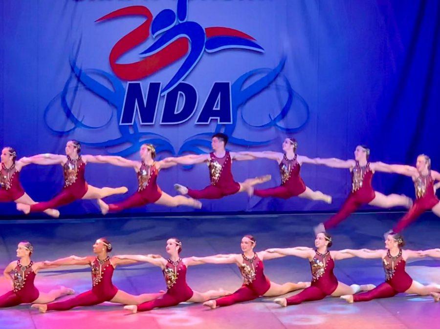 Gablettes compiten en las nacionales el pasado 21-24 de febrero , tras una larga preparación de todo el año.