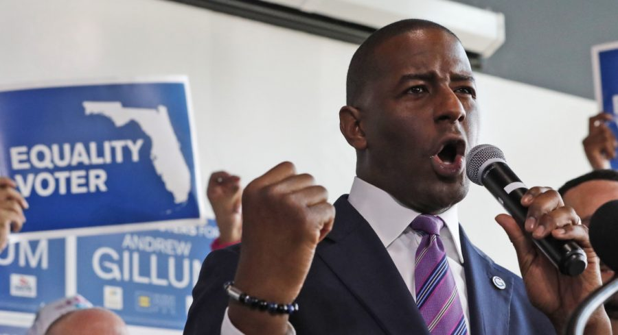 Gillum announces new voter registration organization